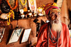 Индия. Любовь и перерождение.