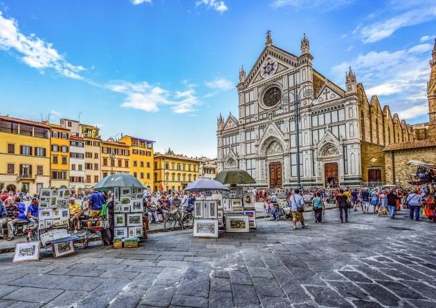 12 июня - Флоренция и Сиена