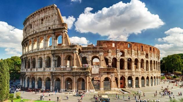8 июня - Рим