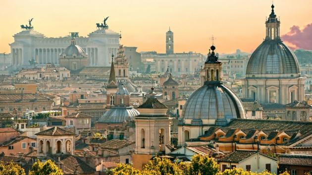 10 июня - Рим