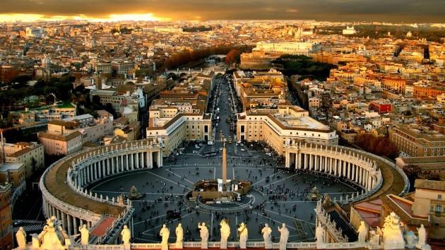 9 июня - Рим